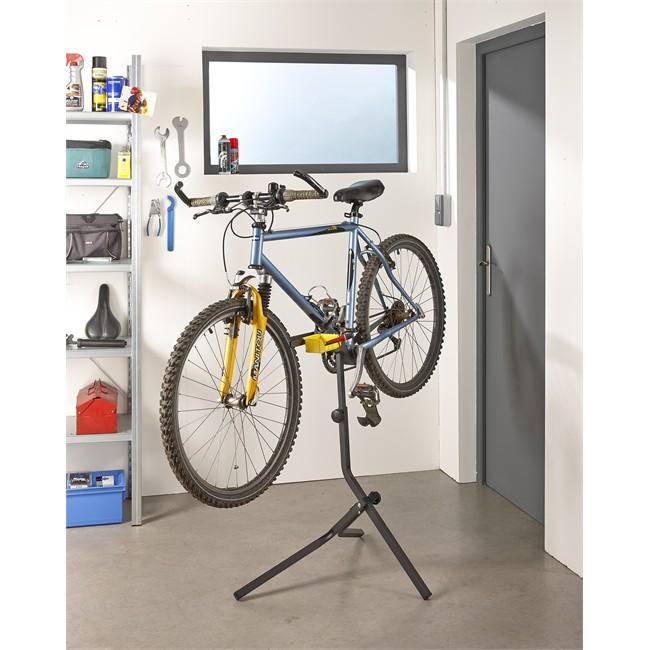 support atelier sur pied pour v lo mottez b058p. Black Bedroom Furniture Sets. Home Design Ideas