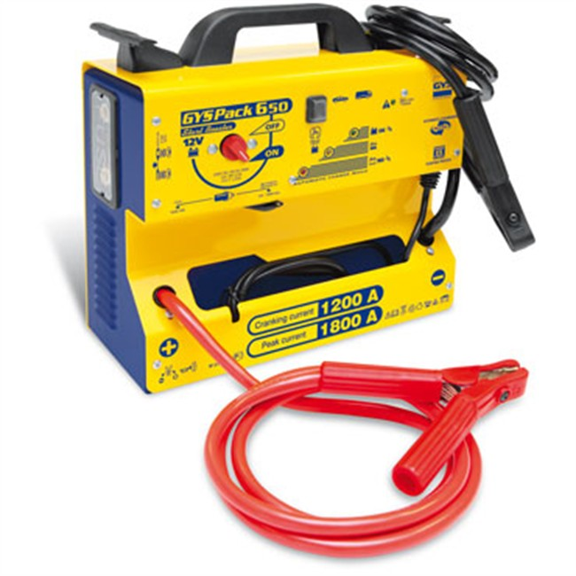 Booster gys gyspack 650 18 a h 12 v - Booster batterie norauto ...