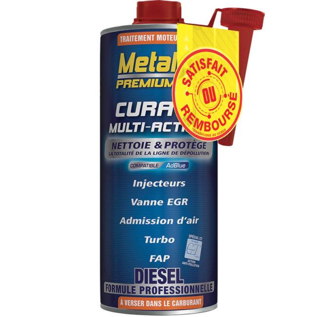 Traitement Moteur Diesel Curatif Multi-actions Metal 5 1 L