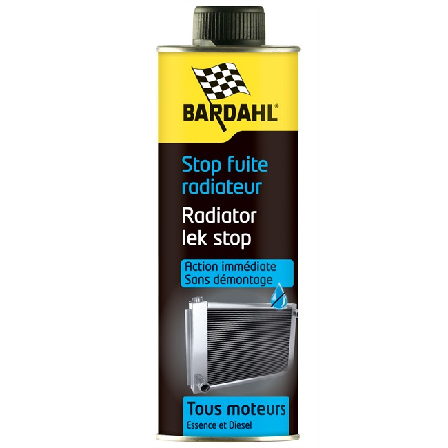 stop fuite radiateur 500 ml bardahl. Black Bedroom Furniture Sets. Home Design Ideas
