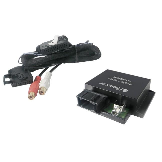 Interface Audio Et Vidéo Phonocar 5936