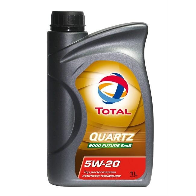 Huile Moteur Total Quartz 9000 Future Ecob 5w20 Essence Et Diesel 1 L