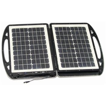 panneau solaire transportable 30w inovtech. Black Bedroom Furniture Sets. Home Design Ideas