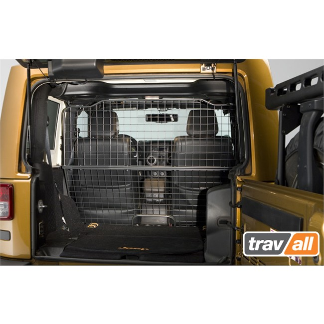 grille auto pour chien travall tdg1373. Black Bedroom Furniture Sets. Home Design Ideas