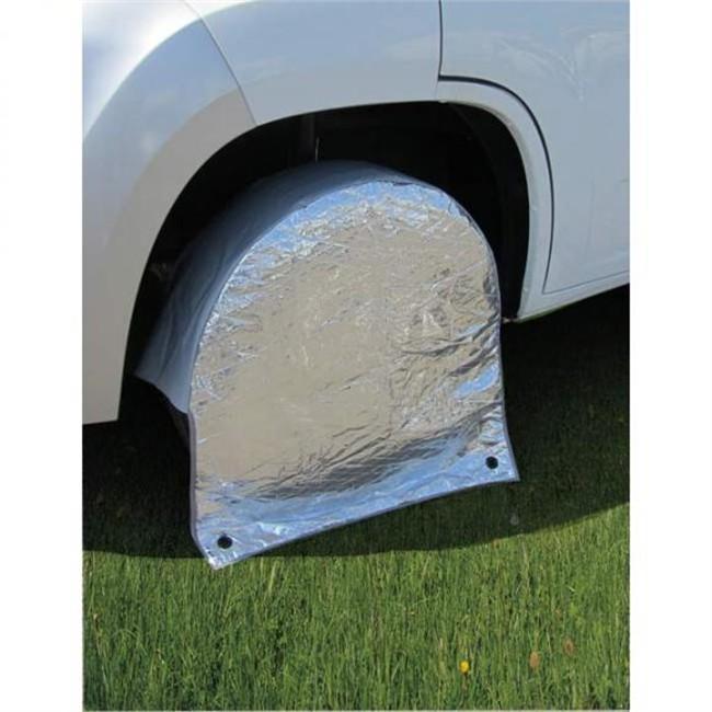 housse de protection pour roue en pvc midland 70 x 72 cm. Black Bedroom Furniture Sets. Home Design Ideas