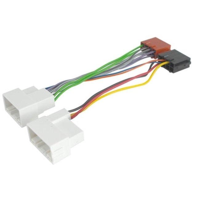 Câble D'alimentation + 4hp Hyundai Lx-35 Phonocar Ref. 04730