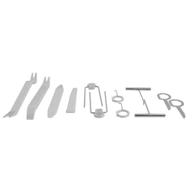 Kit Complet De Démontage Autoradio Phonocar