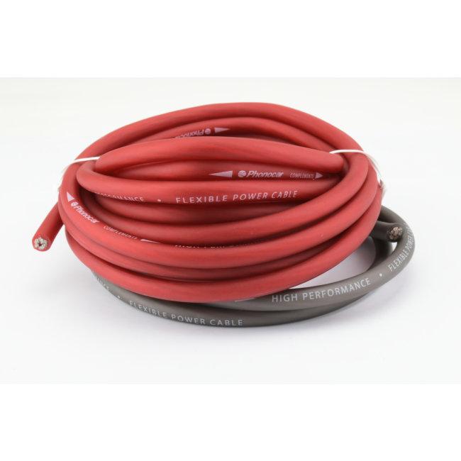 Kit Câble D'alimentation 06092 Phonocar 12 Mm