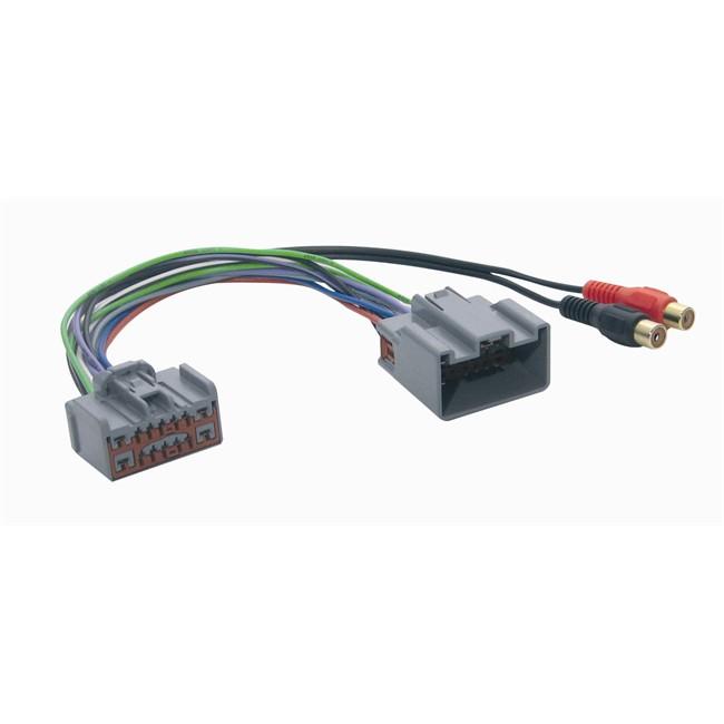 Interface Audio Rca Phonocar 4103