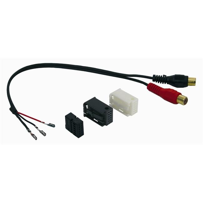 Interface Audio Rca Phonocar 4009