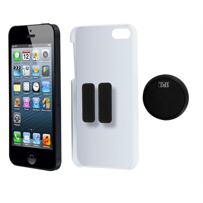 support magn tique de smartphone sur tableau de bord tnb. Black Bedroom Furniture Sets. Home Design Ideas