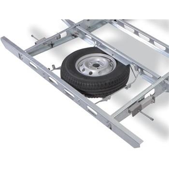 support roue de secours 15 et 16 pouces al ko. Black Bedroom Furniture Sets. Home Design Ideas
