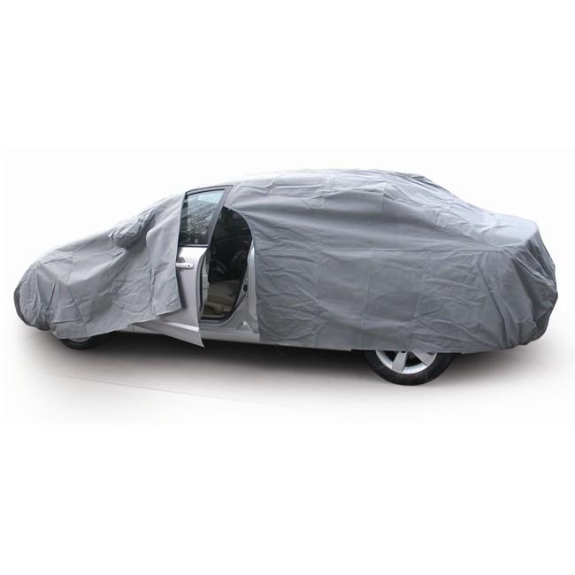 housse de protection pour voiture en polyester autopratic