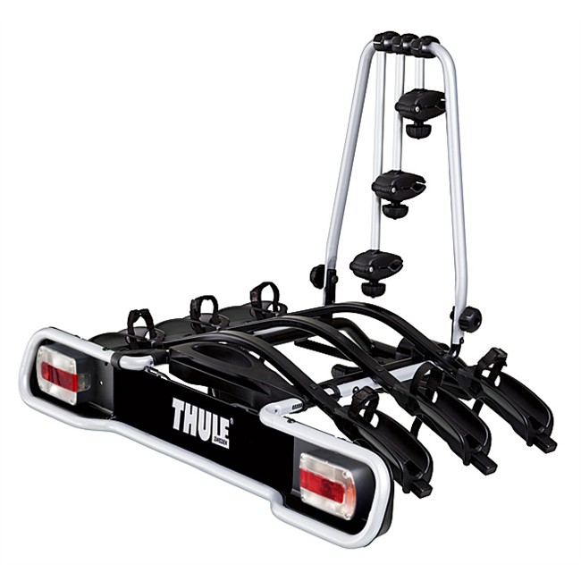 Support velo voiture thule