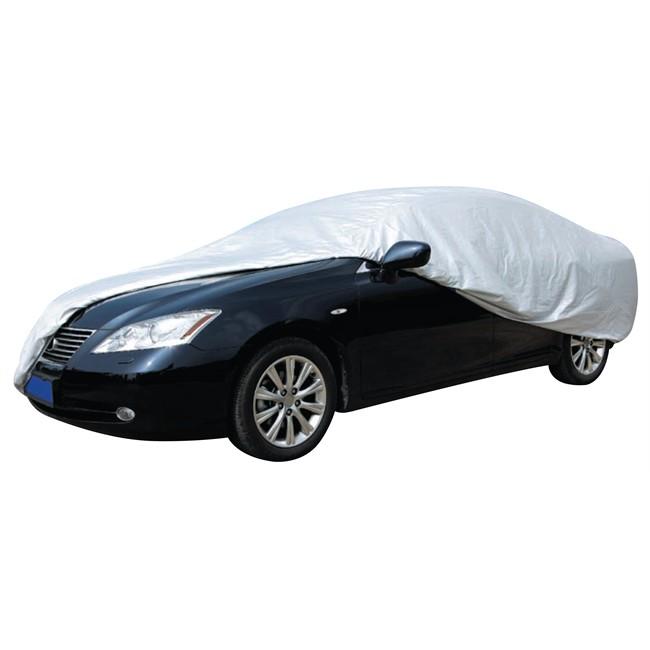 Housse de protection pour voiture en polyester 1er prix for Housse protection voiture