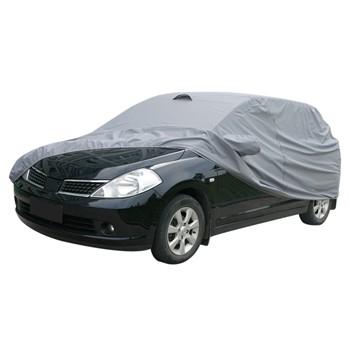 housse de protection pour voiture en pvc et coton norauto t2 420 x 140 x 115 cm. Black Bedroom Furniture Sets. Home Design Ideas