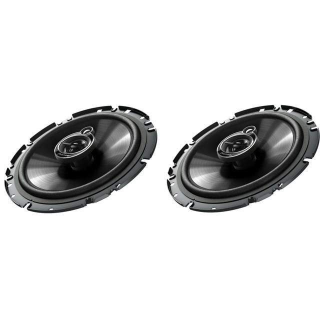 2 haut parleurs pioneer ts g1733i. Black Bedroom Furniture Sets. Home Design Ideas