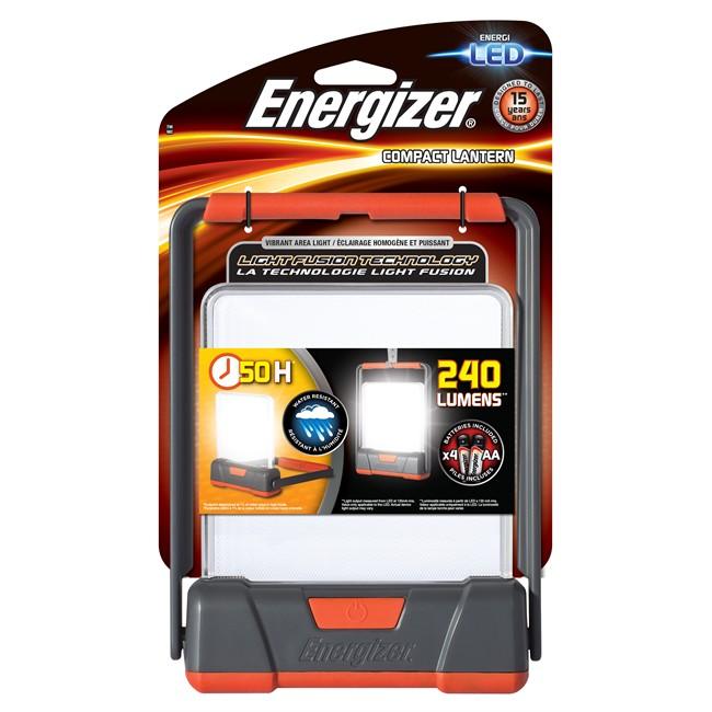 Lanterne 360° Étanche Energizer Fusion
