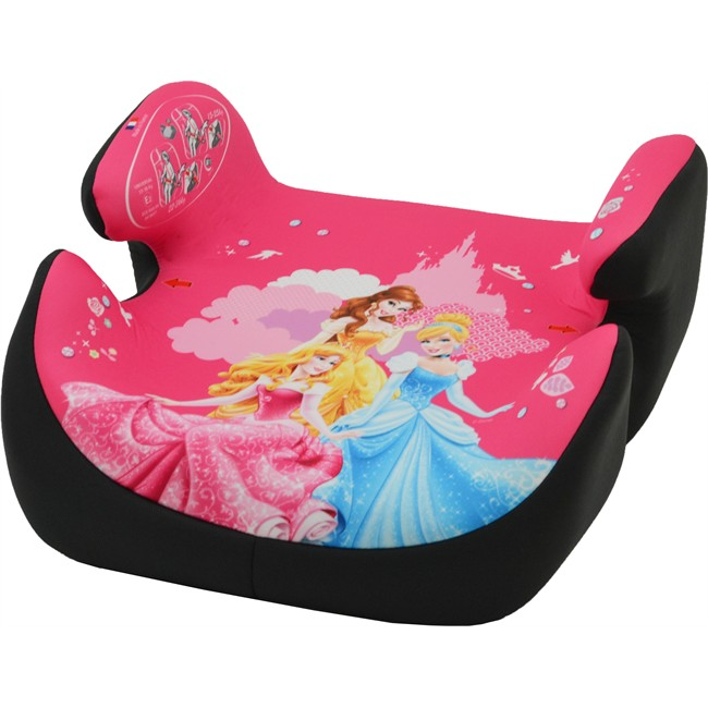 r hausseur confort disney princesses groupe 2 3. Black Bedroom Furniture Sets. Home Design Ideas