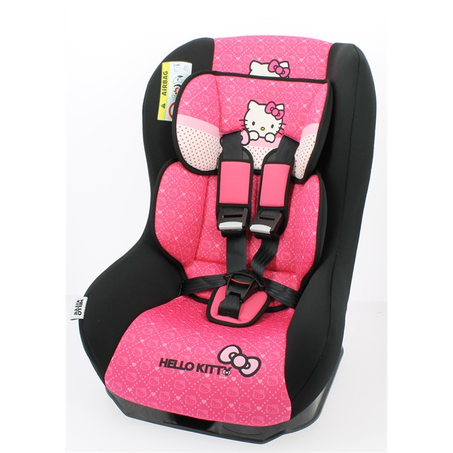 si ge auto hello kitty driver first groupe 0 1. Black Bedroom Furniture Sets. Home Design Ideas