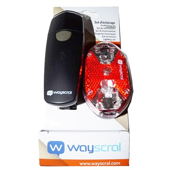 Set d'éclairage à LEDS  WAYSCRAL