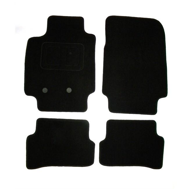 jeu complet de tapis sur mesure noir en moquette 1er prix. Black Bedroom Furniture Sets. Home Design Ideas