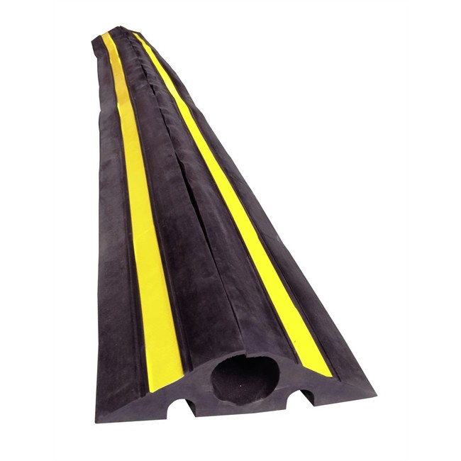 Rouleau passe c ble avec liaison 100 cm viso wp240 for Protege cable sol