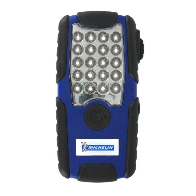 Lampe Magnétique Et Crochet De Suspension Rechargeable Michelin À Led