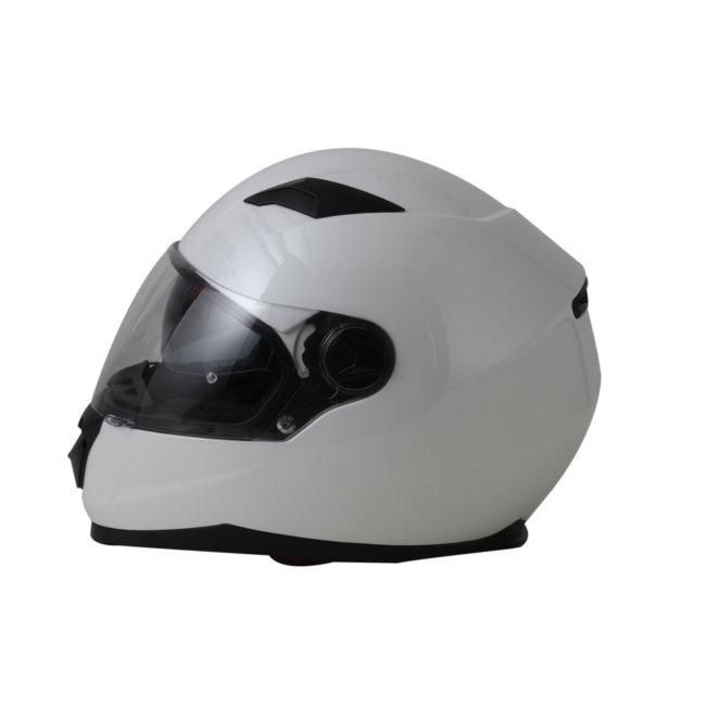 Casque Intégral Ride 813 Blanc Brillant Taille L