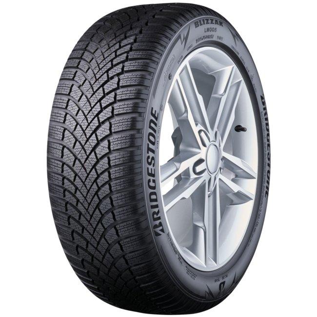 Pneu - Voiture - BLIZZAK LM005 - Bridgestone - 205-60-17-93-H