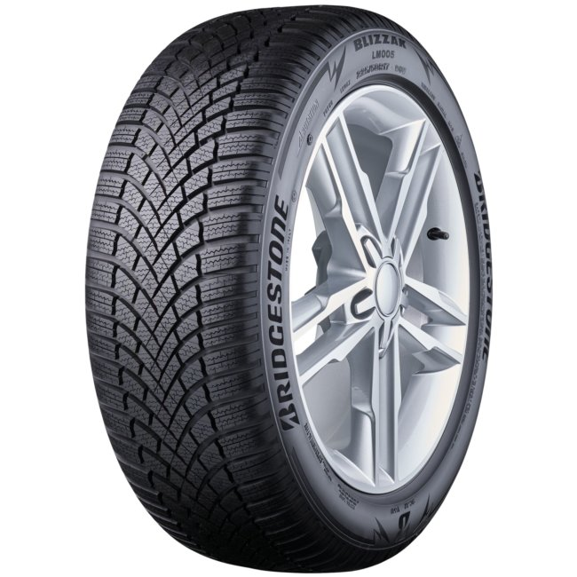Pneu Bridgestone Blizzak Lm005 255/55 R18 109 V Xl