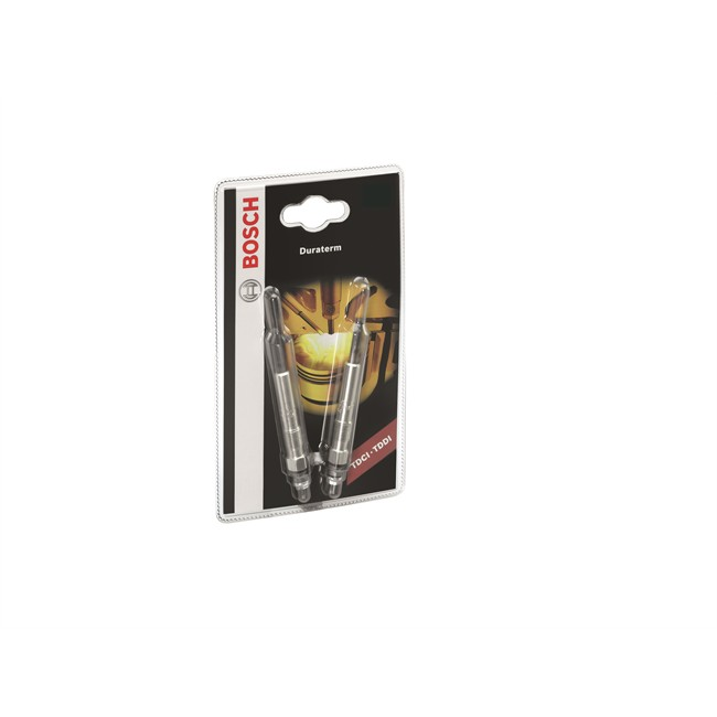 2 Bougies De Préchauffage Bosch 29