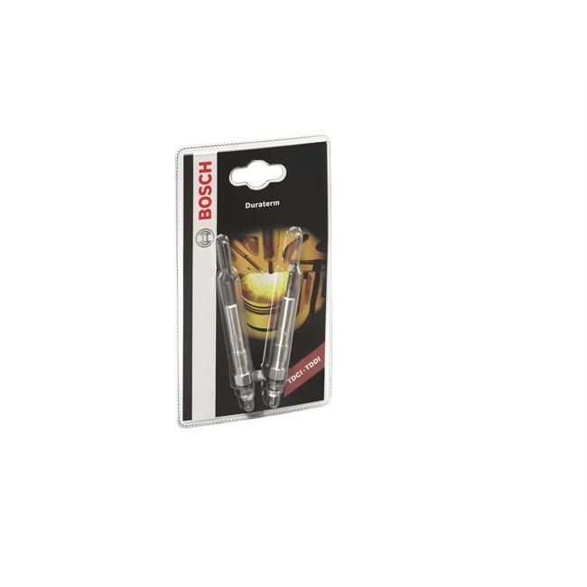 2 Bougies De Préchauffage Bosch 37