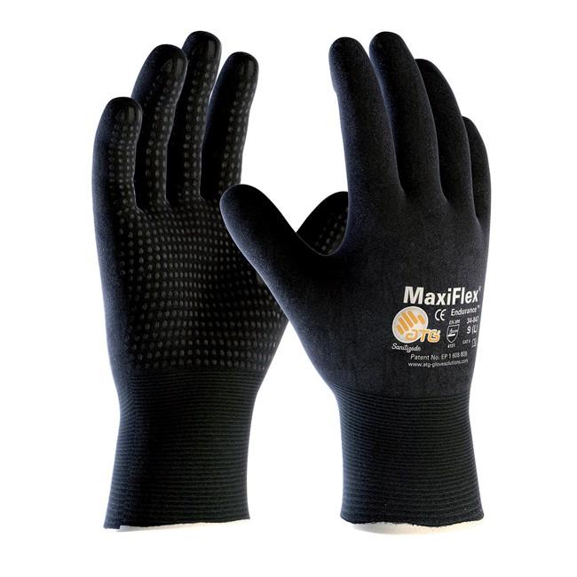 Paire De Gants En Nylon Pour Manutention Atg Maxiflex Endurance Taille 9