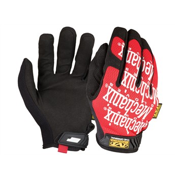 Paire de gants en nylon pour manutention MECHANIX Original taille 8