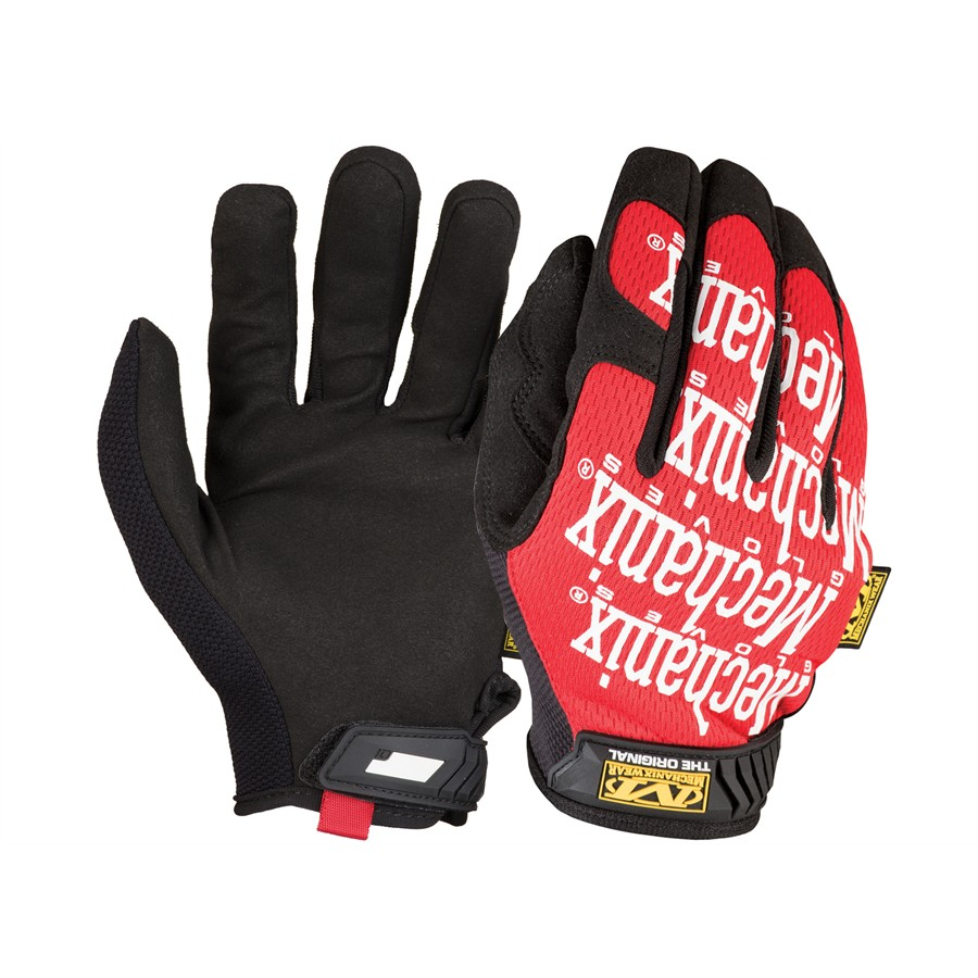 Paire de gants en nylon pour manutention MECHANIX Original taille 9