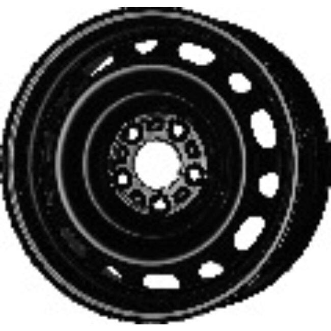 Jante Tôle 16 Pouces - 5 Trous - 6,5x16 5x114,3 Et42 Al67.1