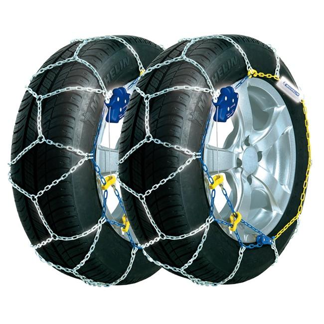 N/°120 MICHELIN Chaines /à neige Extrem Grip Tension Automatique
