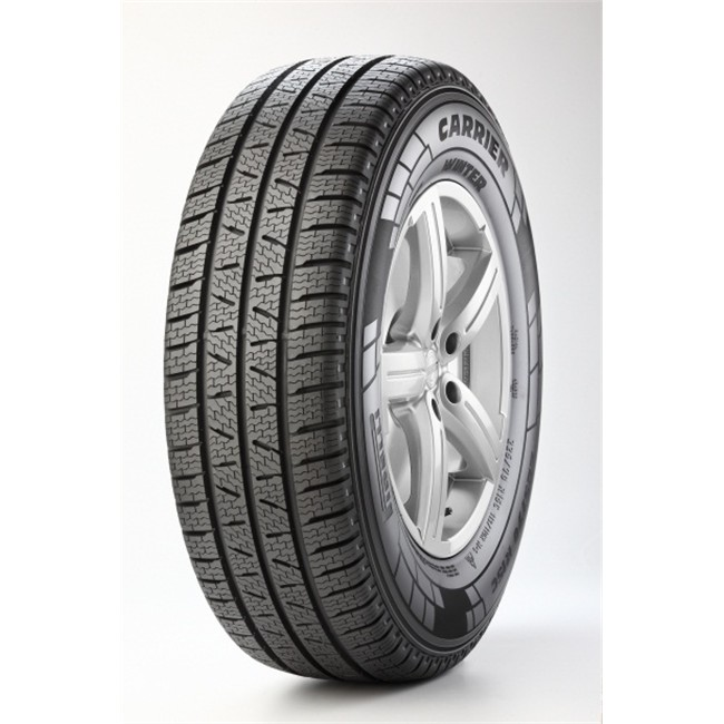 Pneu - Camionnette / Utilitaire - CARRIER WINTER - Pirelli - 195-60-16-99/97-T