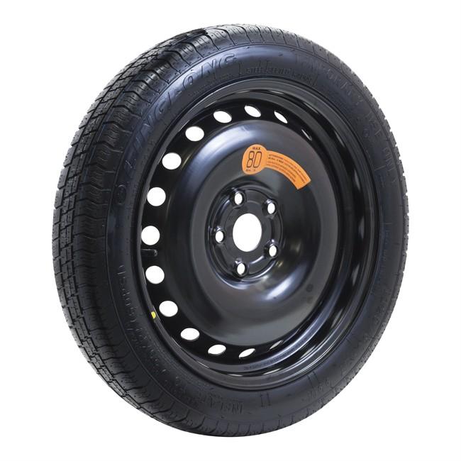 kit roue de secours eurasteel  norautofr
