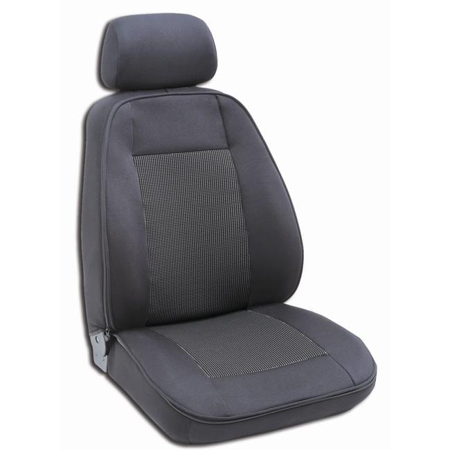 jeu complet de housses sur mesure voiture norauto premium. Black Bedroom Furniture Sets. Home Design Ideas