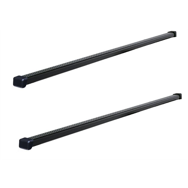 2 barres thule squarebar 760 en acier - Barre de toit norauto ...