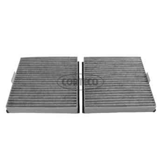 filtre d 39 habitacle charbon actif corteco cc1086. Black Bedroom Furniture Sets. Home Design Ideas