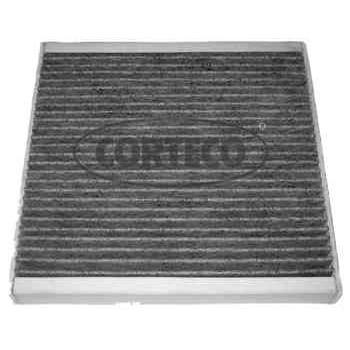 filtre d 39 habitacle charbon actif corteco cc1323. Black Bedroom Furniture Sets. Home Design Ideas