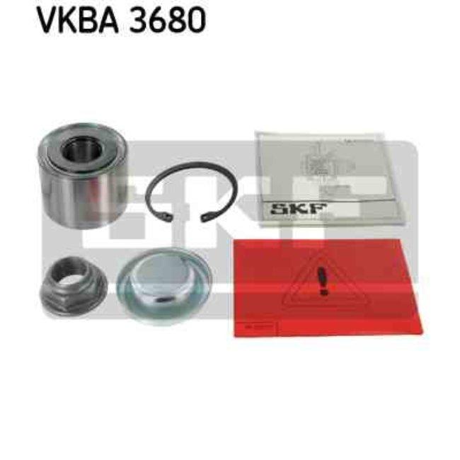 kit de roulement de roue skf vkba3680. Black Bedroom Furniture Sets. Home Design Ideas