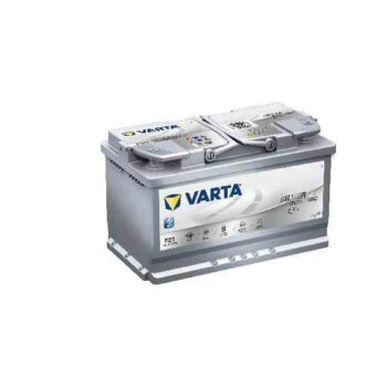 Batterie VARTA F21 Start & Stop Silver Dynamic AGM 80 Ah - 800 A