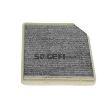 filtre d 39 habitacle charbon actif purflux ahc117. Black Bedroom Furniture Sets. Home Design Ideas