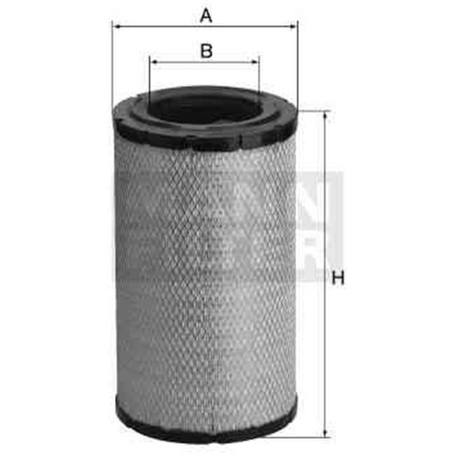 filtre air mann filter c14230. Black Bedroom Furniture Sets. Home Design Ideas