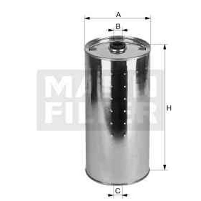 filtre huile mann filter pf1552. Black Bedroom Furniture Sets. Home Design Ideas
