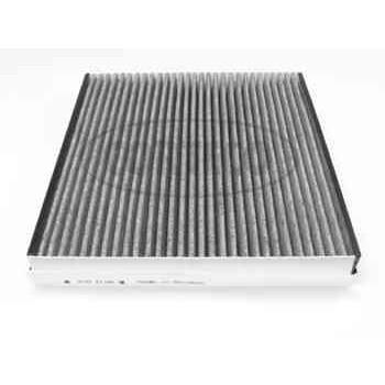 filtre d 39 habitacle charbon actif corteco cc1165. Black Bedroom Furniture Sets. Home Design Ideas
